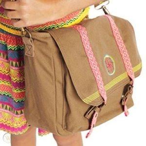 American Girl Lea Clark messenger bag for girls